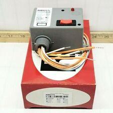 New Rib Enclosed Fire Alarm Relay 120 Vac 10 30 Vacvdc Spst 10 Amp Ribu1s