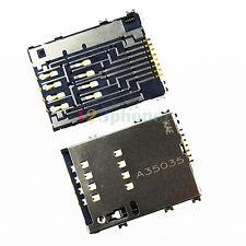 BRAND NEW INNER SIM READER SLOT HOLDER FOR SAMSUNG P5100 P5110 P6800 #A-554