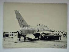 AVIANO US AIR FORCE aereo aircraft airplane aviazione vintage foto 35