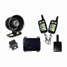 Excalibur Alarms K-9 Eclipse2 Car Alarm K9 With (2)2-Way Lcd Remotes (Replace.