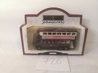 1928 KARRIER E6 TROLLY BUS Robin Starch 41000 LLedo Days Gone Premier Collection