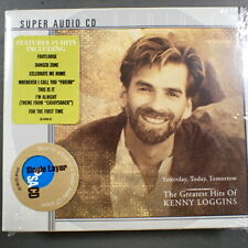 The Greatest Hits of Kenny Loggins SACD Super Audio CD CS 67986 Brand New Sealed
