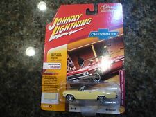 Johnny Lightning- 1965 Chevy Impala -limited edition 1 of 2500- Crocus Yellow