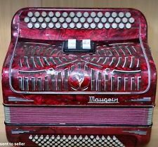 More details for maugein melodon button accordion