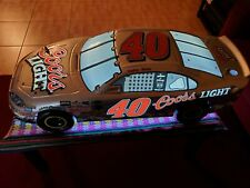 Coors Sterling Martin Nascar Dodge Car Pool Table Light