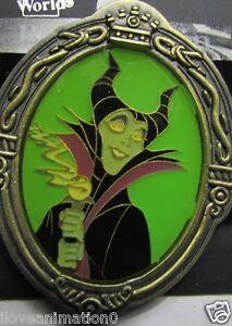 Disney Framed Maleficent Pin **