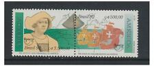 Brésil - 1992 Columbus Ensemble - MNH - Sg 2528/9