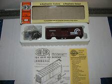 Con-Cor HO scale - ConRail Kit Box Car