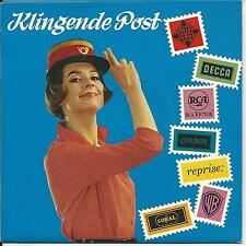 7'EP  Klingende Post I/66  ELVIS/The WHO/H.Knef/u.a.