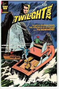 TWILIGHT ZONE (TV) #92 1982 WHITMAN BRONZE AGE LAST ISSUE OF THE SERIES FN/VFN!
