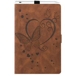 Wallet Leather Smart Case For Samsung Tab A7 lite S7 Plus T500 T290 T220T970T870