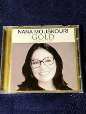 Nana Mouskouri - Gold: Greatest Hits by Mouskouri, Nana~Like New~Free Shipping !