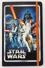 Star Wars Hardcover Journal - Luke Skywalker, Princess Leia, Han Solo
