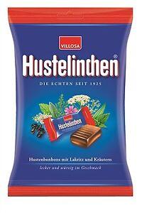 (0,66€ / 100g) 5 x Villosa Hustelinchen 150g = 750g