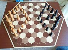 Hexagonal Chess - John Jacques & Sons - Boxed