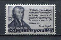 S6744) Italia-Italy Rep.1956 MNH Avogadro 1v