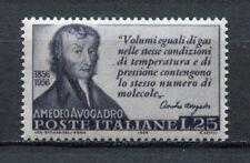 s6744) ITALIA-ITALY REP. 1956 MNH**  Avogadro 1v