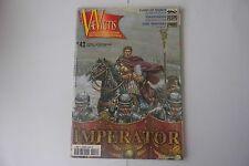 VAE VICTIS ISSUE 42 IMPERATOR UNPUNCHED GAME /WARGAME MAGAZINE