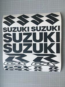 Suzuki Motorrad GSX Aufkleber folie Sticker
