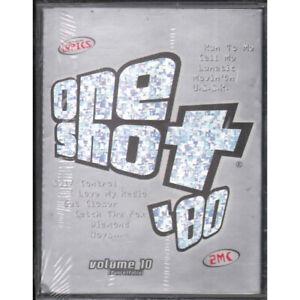 AA.VV. MC7 One Shot '80 Volume 10 (Dance Italia) Universal 541 451-4 Sigillata