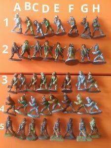 40x C18 C19 FTZ fantasy tribes Zombie undead citadel GW games workshop zombies