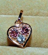Padparadscha Sapphire Pendant  BN with COA