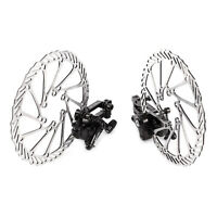 4x Organic Bicycle MTB Mountain Bike Metal Disc Brake Resin Pad for Promax XNINE