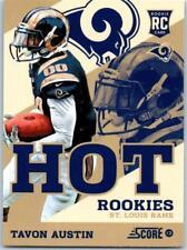 2013 Score Hot Rookies #8 Tavon Austin Cowboys