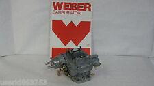Weber 34 Dat Fiat?/ Lancia? Ford? Nos Genuine Weber