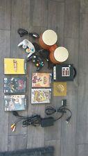 Gamecube Konsole set (+Spiele und kontroller)