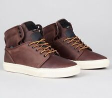 Vans Alomar (Boot) Brown/Turtledove Leather Skate Casual MEN'S 6.5 WOMEN'S 8