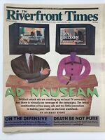 The Riverfront Times St Louis Newspaper Magazine October 1998 Politics