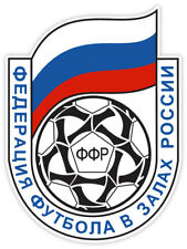 "Russia Russian Football hall sticker decal 4"" x 5"""
