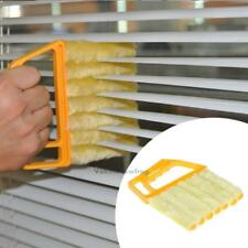 Useful Venetian Blind Cleaner Brush Duster Blinds Easy Cleaning Tool Washable V