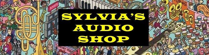 Sylvia Massy's Audio Shop