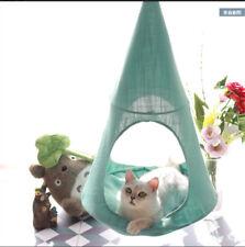 Cat Hammock Window Sunny Seat Resting Kitty Sill Cozy Cat Perch + 1 Blanket