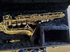 Earlham Soprano Sax Professional Series II-Missing Octave Key Pad