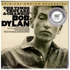 Bob Dylan , The Times They Are A-Changin' - Ultradisc UHR™ Gain 2 - SACD Mono