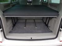 VW T5/T6 Multiflexboard + L-Scharnier + Board + Matratze - Schlafpaket RG50/50