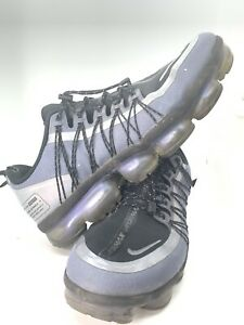 Nike Air Vapormax Run Utility Blue Dusk Anthracite AQ8810-400 Men's Size 10