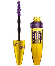 Maybelline NewYork Volum'Express Colossal Big Shot Mascara Xshayla Poppin Purple