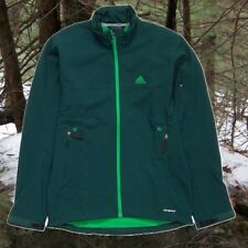 Adidas Mens Large Climaproof Outdoor Hiking Softshell Jacket Nwt $150