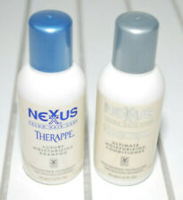 Nexxus Therappe Moisturizing Shampoo & Humectress Conditioner 1 fl oz Travel NEW