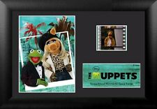 THE MUPPET 2011 Musical Comedy Walt Disney FRAMED MOVIE FILM CELL and PHOTO New