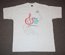 Disney Magic Music Days XL T-Shirt Walt Disney World 25th Anniversary Used Xlent