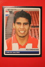 PANINI CHAMPIONS LEAGUE 2006/07 # 196 PSV EINDHOVEN SALCIDO BLACK BACK MINT!