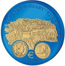 Architektur Münzen aus Monaco