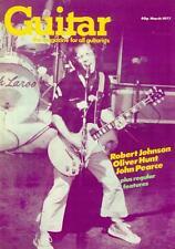 Guitar 1977/03 (Robert Johnson)
