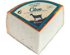 THE BEST Portuguese CURED GOAT CHEESE Pure Reserve w/ PAPRIKA FREE SHIPPING