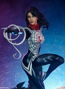 Silk statue Sideshow Marvel 200502